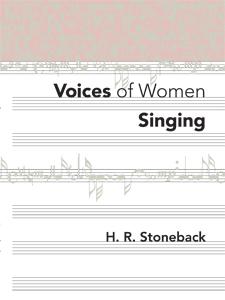 stoneback_VoicesofWomenSinging