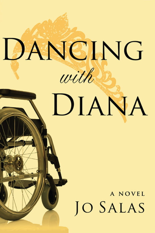 Dancing with Diana by Jo Salas