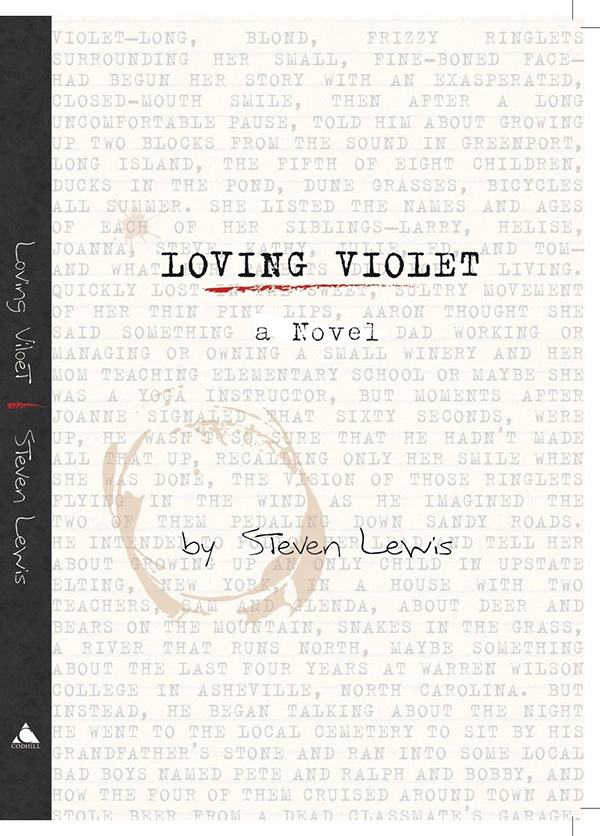 Loving Violet by Steven Lewis